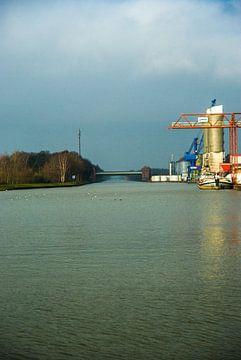 Dortmund-Ems Kanaal van Norbert Sülzner