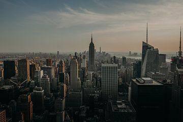 Manhattan - New York von Jan-Hessel Boermans