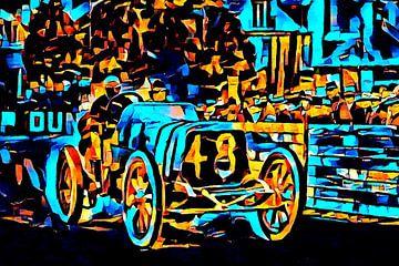 Race Car # 48 van Jean-Louis Glineur alias DeVerviers