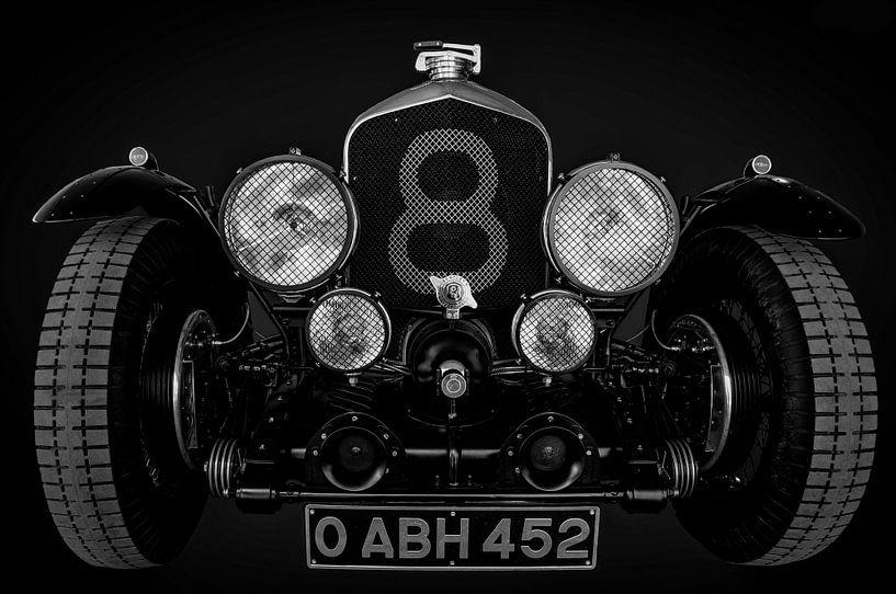 Bentley van Erik Bertels