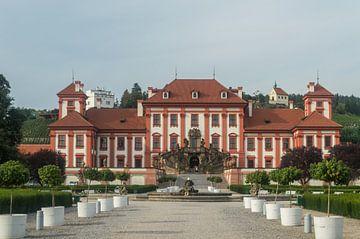 Palast in Prag von Melvin Fotografie