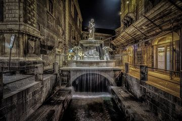 Fontein Piazza Duomo Catania van
