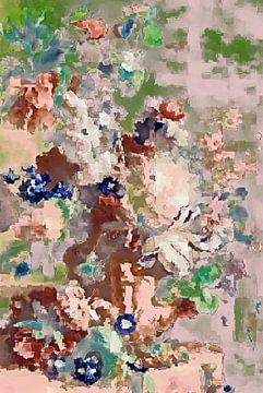 Sonntag Morgen Florales Stillleben von Jacob von Sternberg