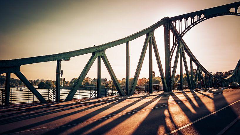 Berlin – Glienicke Bridge van Alexander Voss