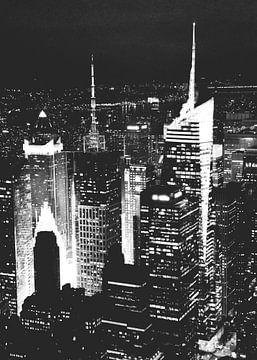 New York, NYC, Brooklyn, Manhattan, Dumbo, Empire State, Dumbo.... van Nikita Abakumov