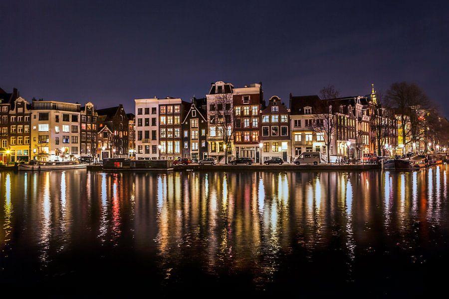 Staalkade in Amsterdam