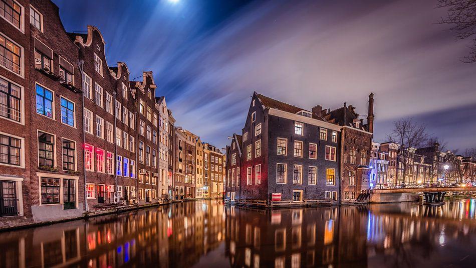 Amsterdam red light district van Martijn Kort