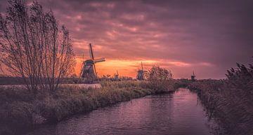 Das Land der Mühlen von Joris Pannemans - Loris Photography