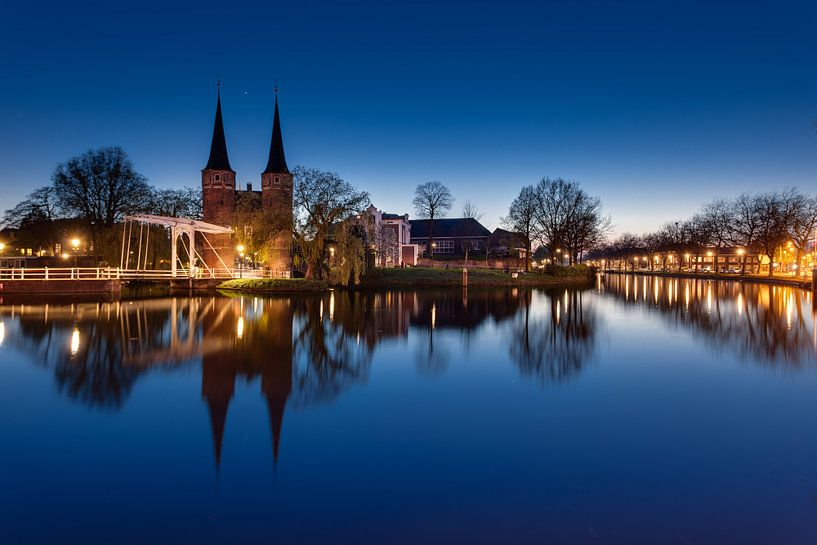 Delft, Oostpoort van Tom Roeleveld