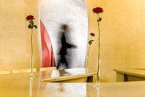 Yellow Magic Restaurant, Paris 2012