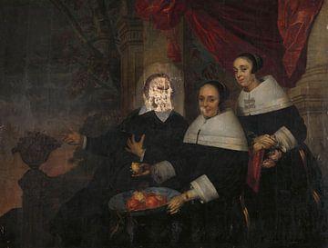 Familienbildnis, Jacob Fransz. van der Merck