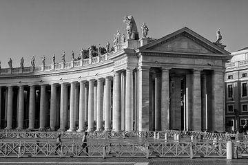 Sankt Petersplatz von Eus Driessen