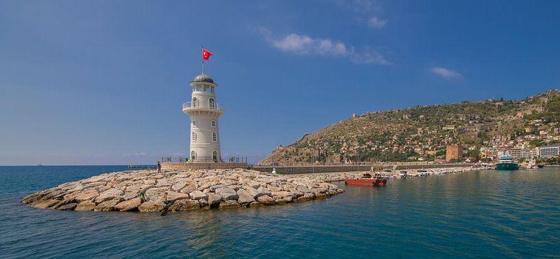 Lighthouse van Jeroen Hagedoorn