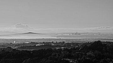 Nieuw Zeeland - Auckland van Maurice Weststrate