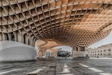 Metropol Sonnenschirm Sevilla von C mansveld