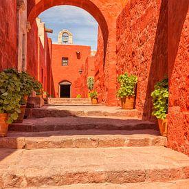 Sint Catalina klooster van Cor de Bruijn