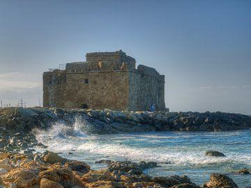 Middeleeuws Kasteel van Paphos van