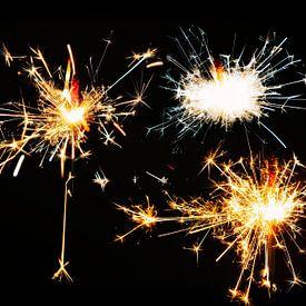 Vuurwerk! van Jan vd Knaap