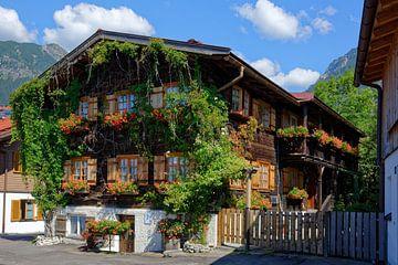 Idyllisches Bauernhaus in Oberstdorf von Gisela Scheffbuch