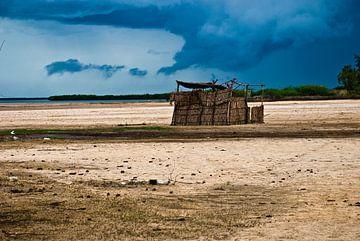 Storm op komst, Senegal van Joke Van Eeghem