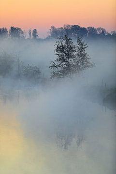 In Nebel gehüllt von Bernhard Kaiser