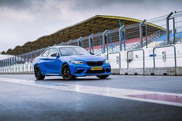 BMW M2 CS - Autovisie Supertest Assen van Martijn Bravenboer