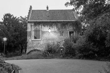 Utrecht - Manenburg B&W van Wout van den Berg