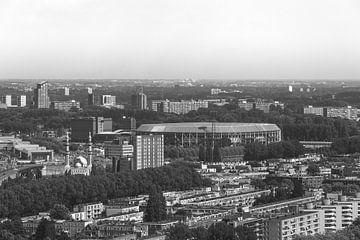 "Feyenoord Stade ""De Kuip"" in Rotterdam sur MS Fotografie | Marc van der Stelt"
