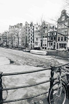 Winter in Amsterdam III von Quinten Tolboom