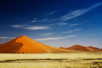 Namibië Dune 45 Sossusvlei van Lars Beekman