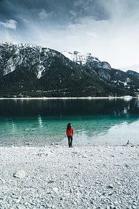 Een meer is het mooiste en meest expressieve kenmerk van het landschap van