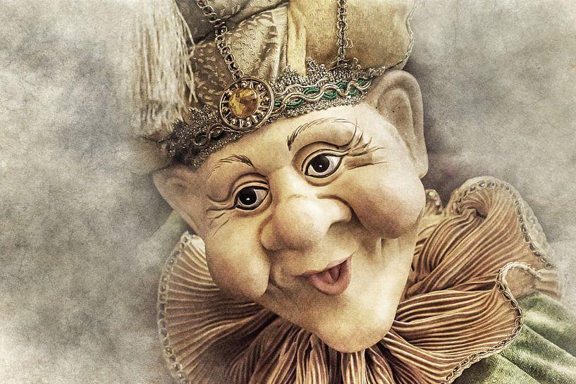 Vriendelijke trol van Art by Jeronimo