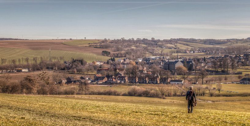 Limburgs Landschap van John Kreukniet