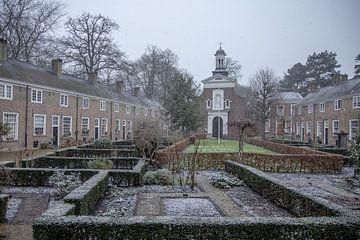 Panoramafoto Begijnhof Breda van I Love Breda