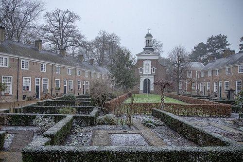 Panoramafoto Begijnhof Breda