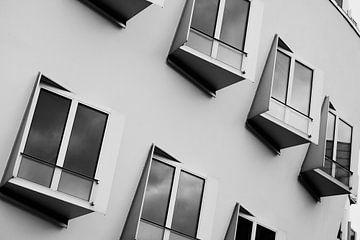 Architecture moderne B&W Série IV sur Insolitus Fotografie