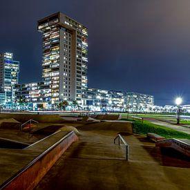 Boulevard / Skatepark Nesselande van Sylvester Lobé