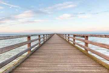 Lange Seebrücke von Werner Reins