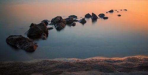 Rust aan de kust van