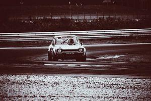Ford Escort circuit Assen van