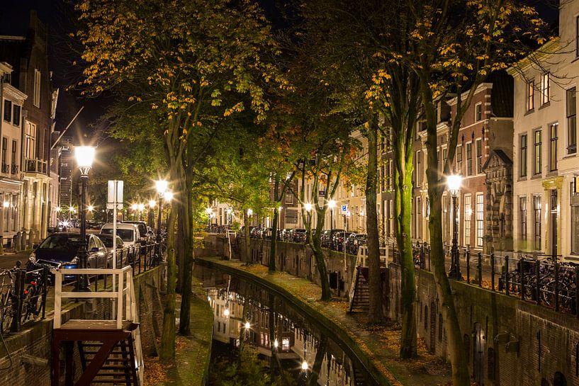 Utrecht Nieuwegracht van Marjan Versluijs
