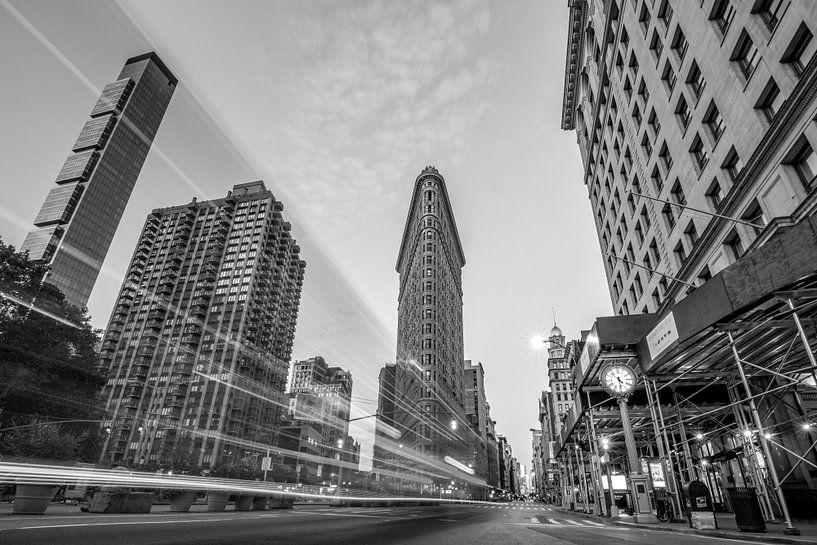 Flatiron building NY van Reinier Snijders