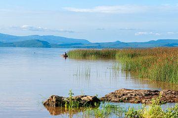 Ethiopië: Oost Langano Natuurreservaat (Degaga) van Maarten Verhees