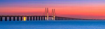 Oresund Bridge, Malmö, Sweden sur Henk Meijer Photography