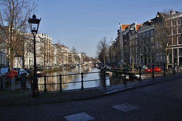 Keizersgracht, Amsterdam sur Pamela Fritschij
