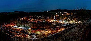 Wolkenstein Erzgebirge von Johnny Flash
