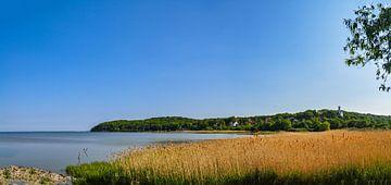 Lagon de Lietzow sur l'île de Rügen sur GH Foto & Artdesign