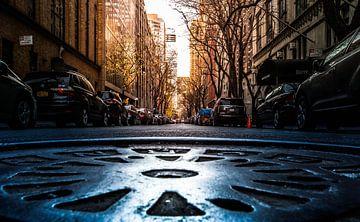 NYC manhole van Menko van der Leij