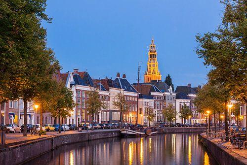 Blue Hour Hoge der A Groningen