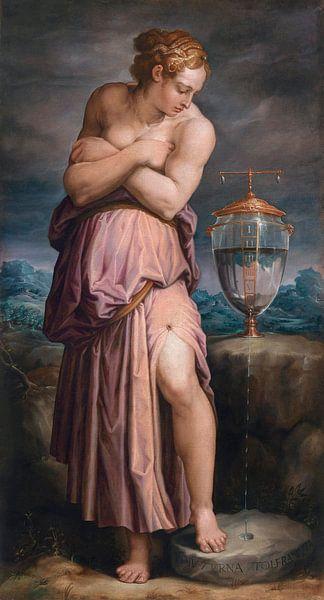 Geduld Issia, Giorgio Vasari von Meesterlijcke Meesters